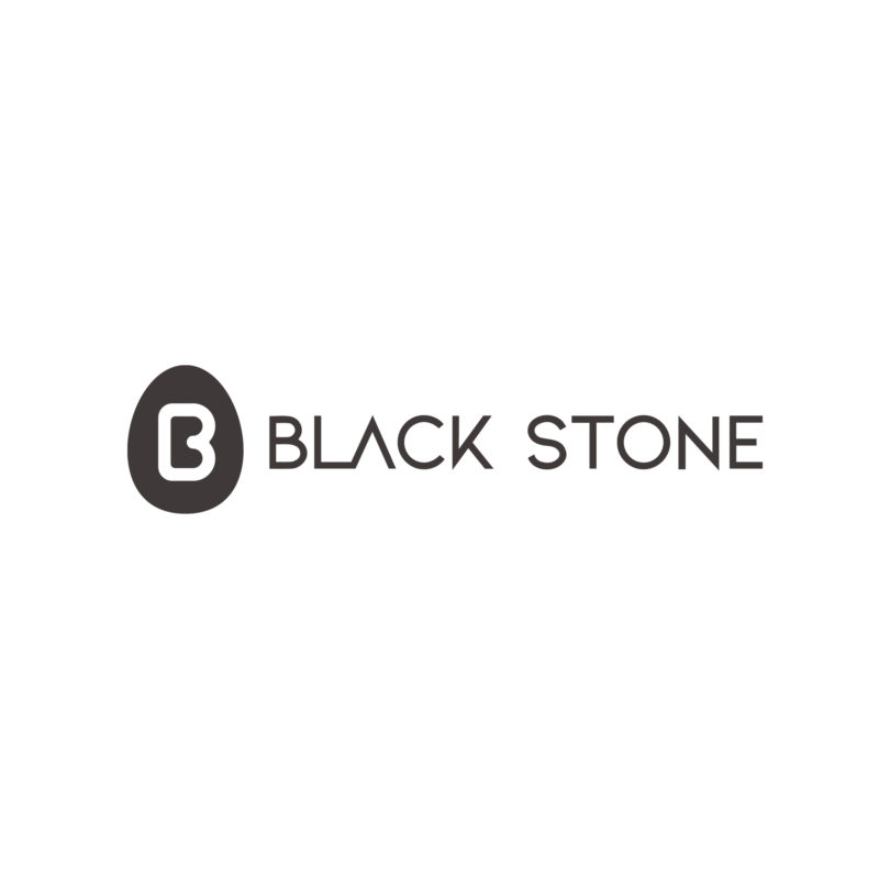BLACK STONEのロゴ